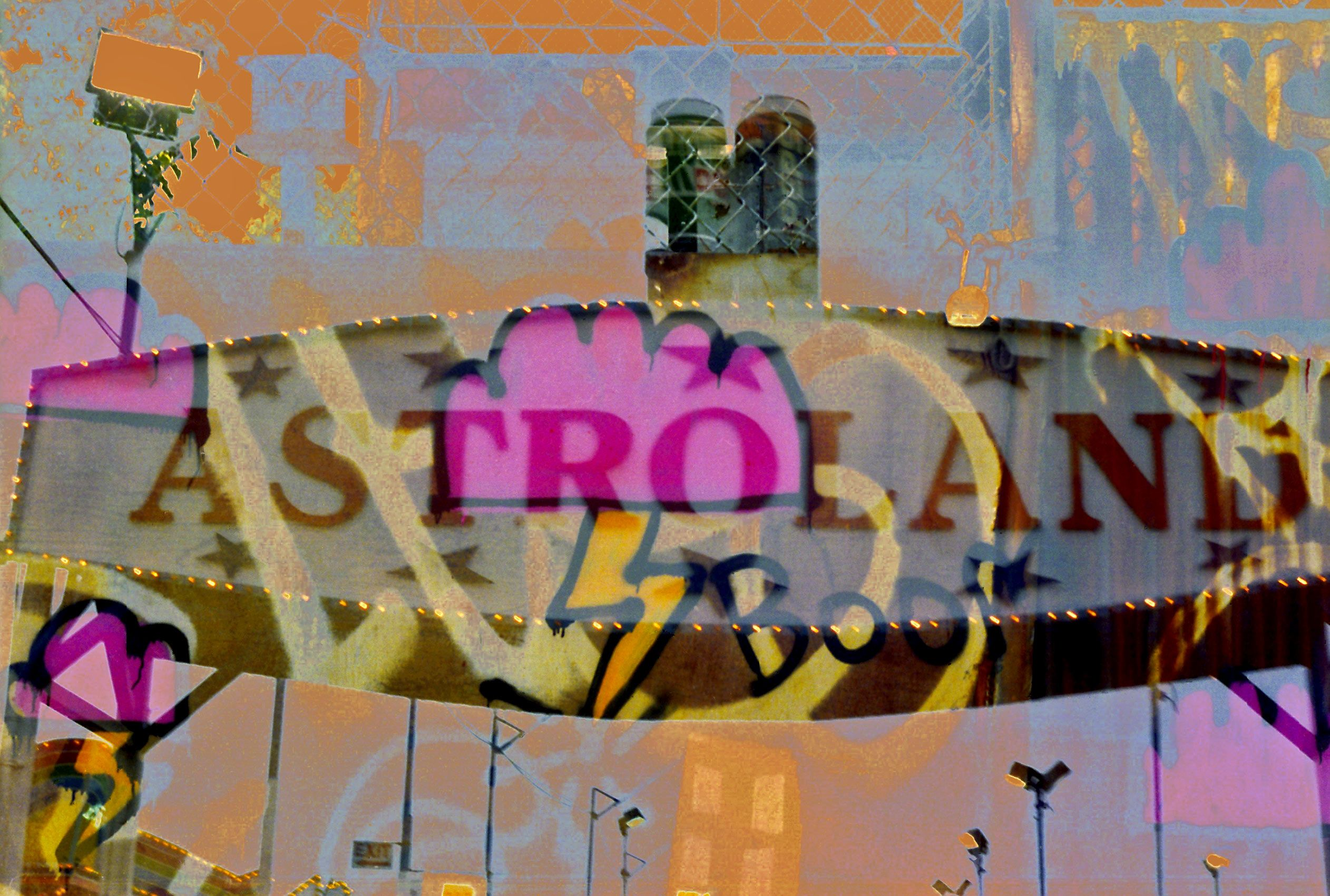 The Expansion of Astroland