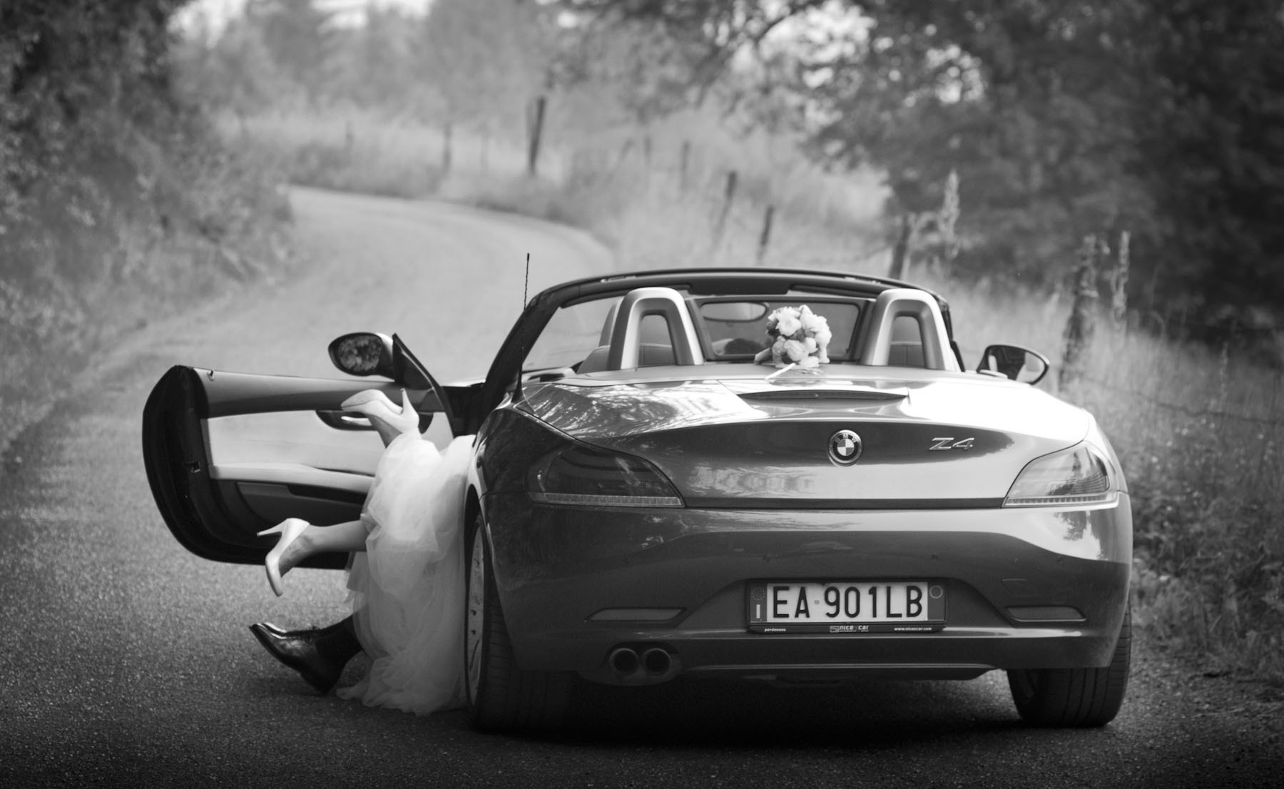 Just Married (Torbe di Negrar, Italy)
