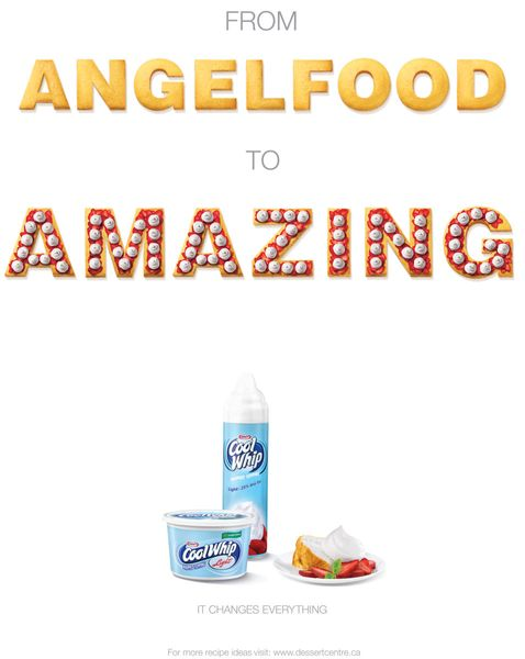 Cool Whip Angelfood