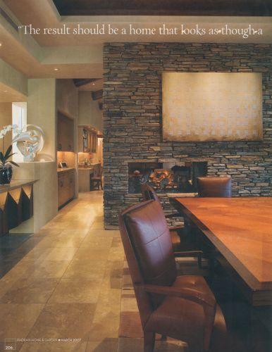 A Residence, Scottsdale, AZMasters of Southwest 2007
