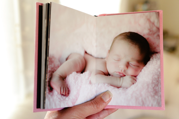 The pages are quality bound with genuine photographic prints mounted on a layflat design.
