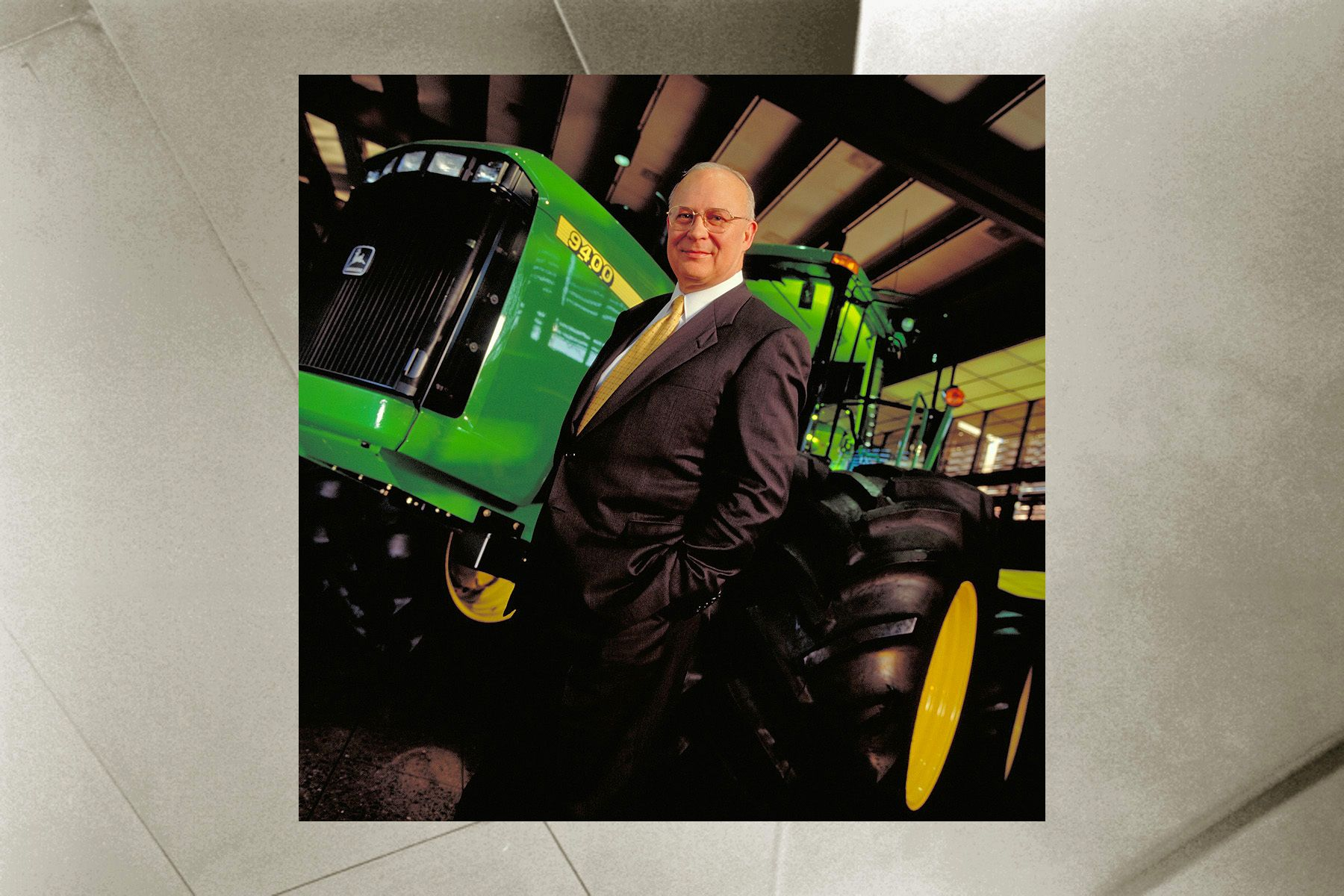 Corporate PortraitJohn Deere Company