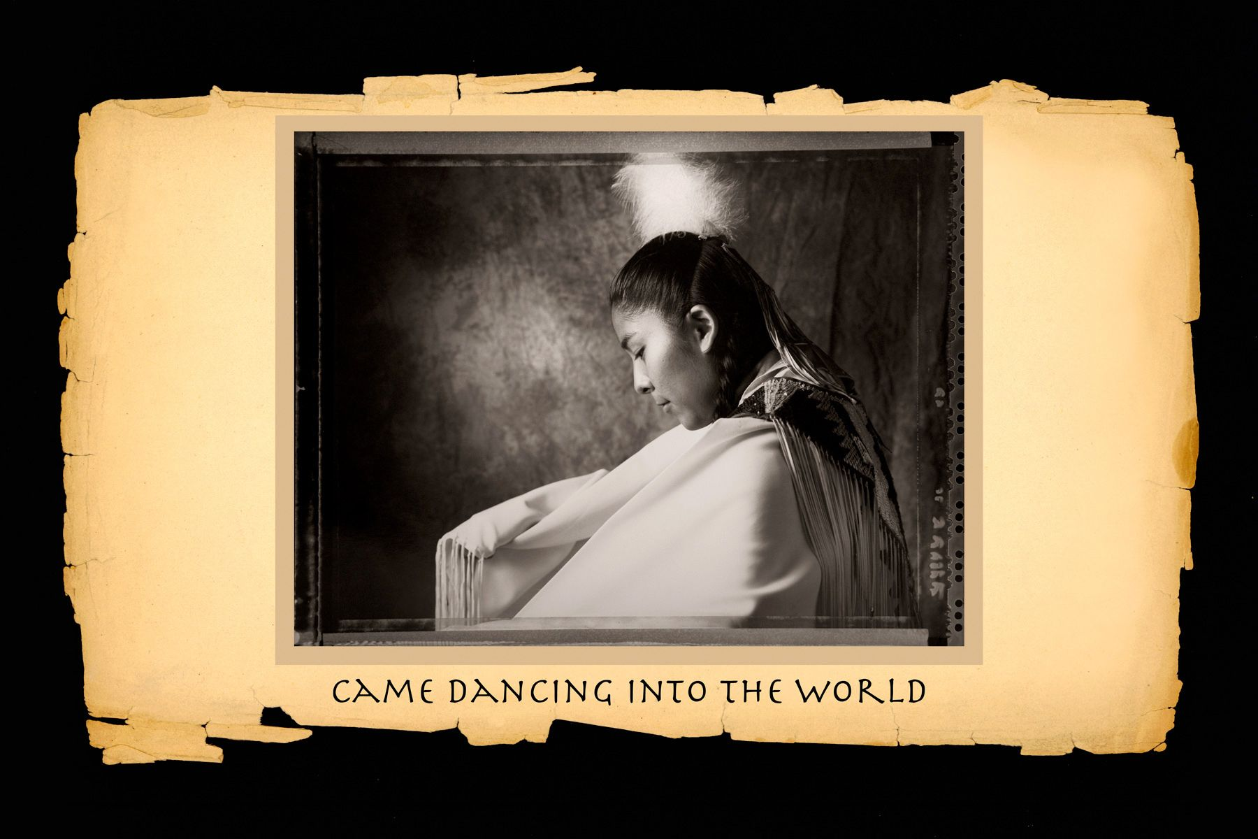 Came Dancing into the World,Comanche
