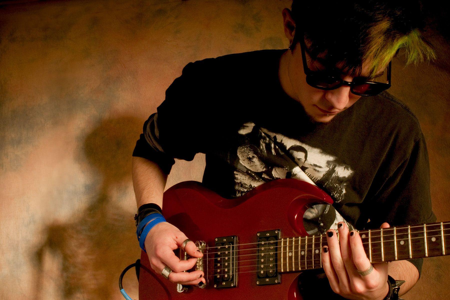 Timmy Points, Composer, guitatist, singer