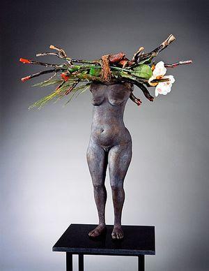 Artist: Donald LockeTitle: Ruby-Garden of Edenwww.donaldlocke.com