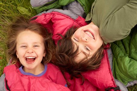 Camping at Yellowstone