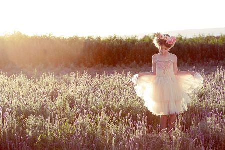 "Tutu Du Monde ""Deep in the Meadow"" May 2105Stylist; Stefanie Ingram, Floral Styling; Jardine Hansen, Grooming;Jess Diez"