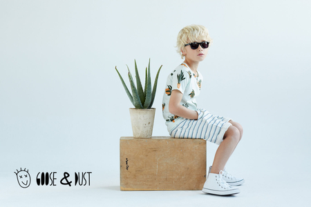 Goose&DustStyled by Emma Wood, Grooming Vic Anderson, Bambini Talent