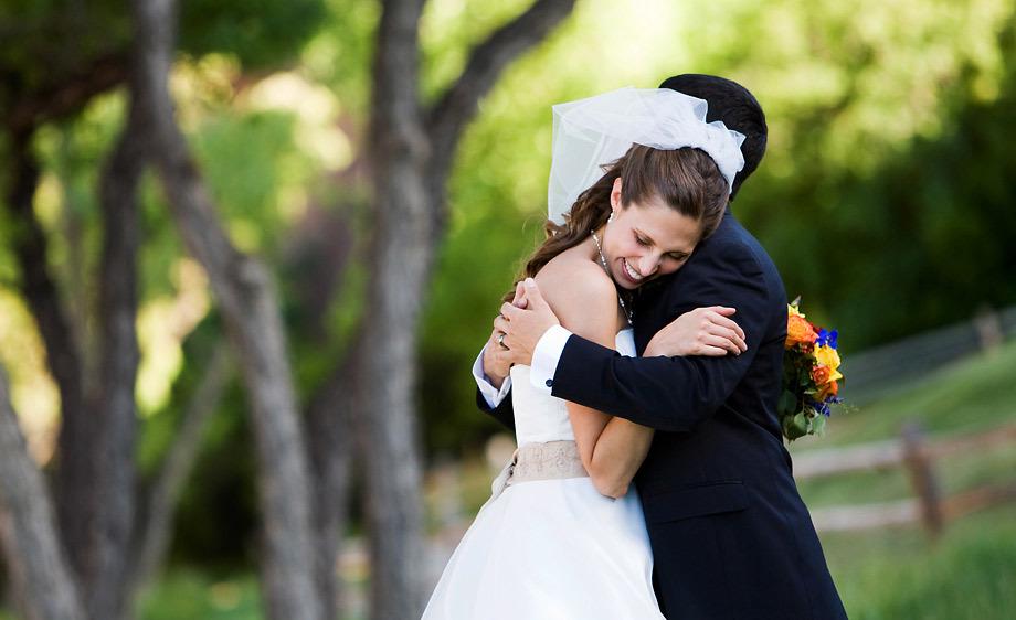 Arrowhead Golf Club wedding photo by Denver wedding photographer Marilee Photography
