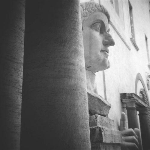 Constantine, Rome