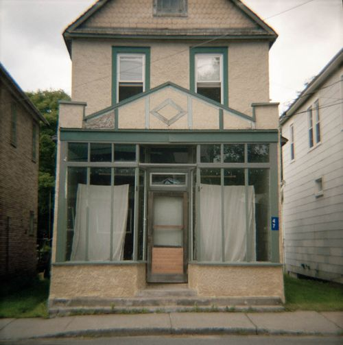 Storefront, Mountaindale, New York, 2014