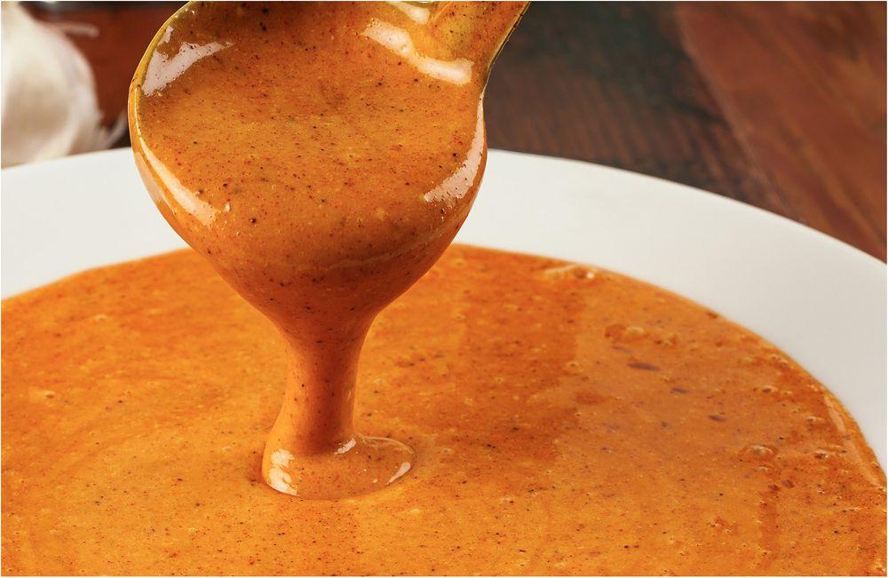 Denver Food Photographer, Denver Commercial PhotographerImage for Restaurant Cookbook, sauses section