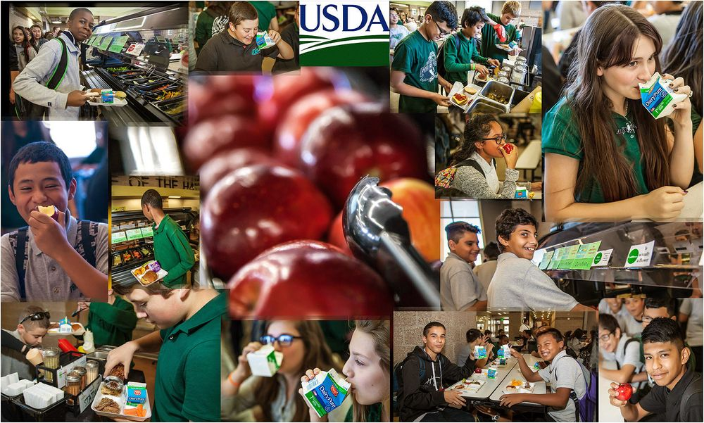 "Denver Food Photographer,  Denver Commercial PhotographerUSDA- US Department of Agriculture   ""Farm To School Program"""