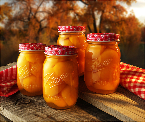 Denver Food Photographer  Ball Jars Ad