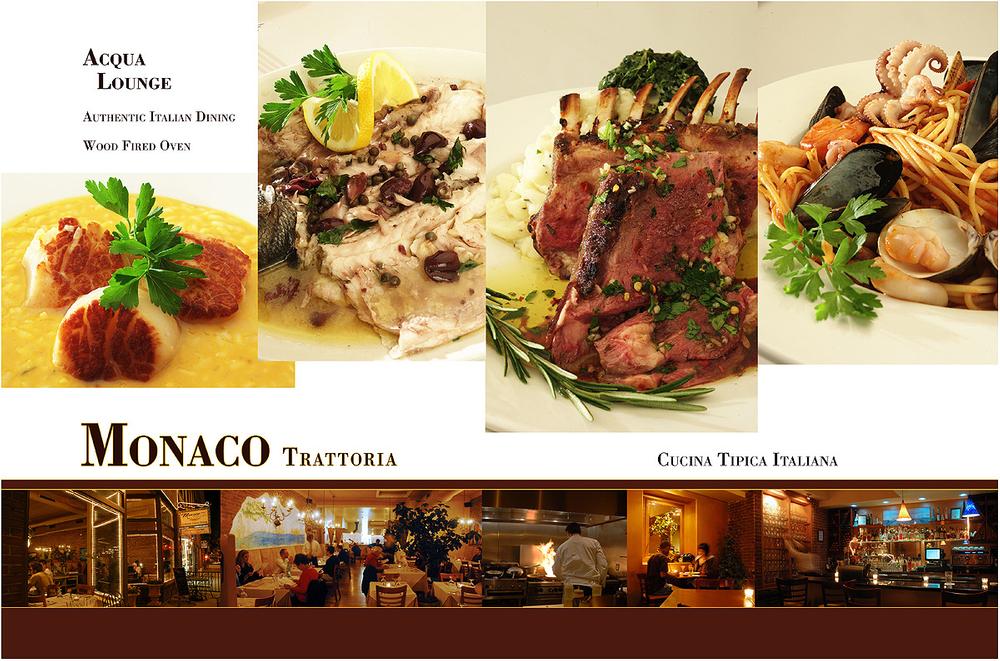 Denver Food Photographer  An ad for an Italian restaurant.