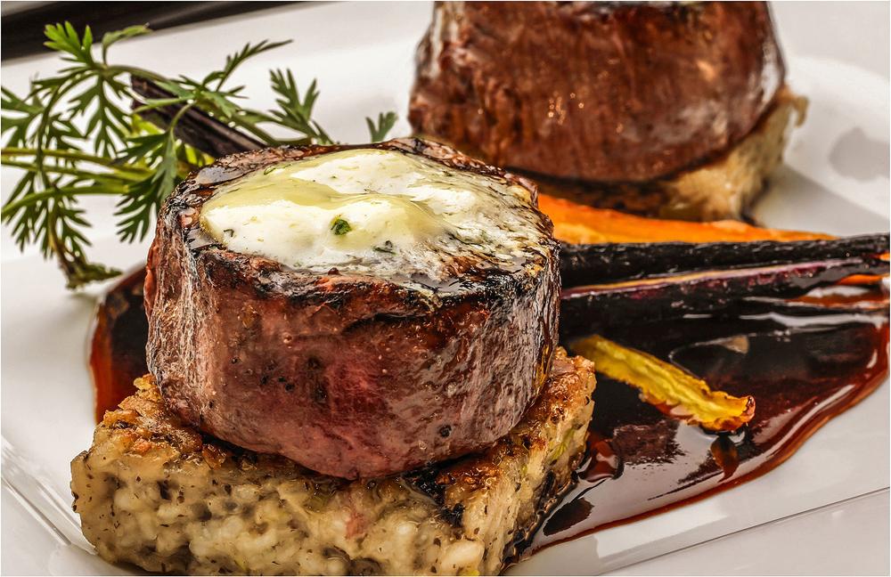 Denver Food PhotographerSonny Lubick Steakhouse