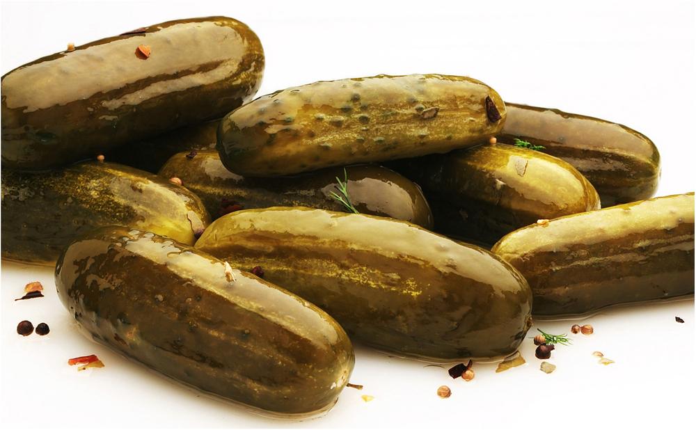 Denver Food Photographer  Mt. Olive Kosher Dill Pickle Ad