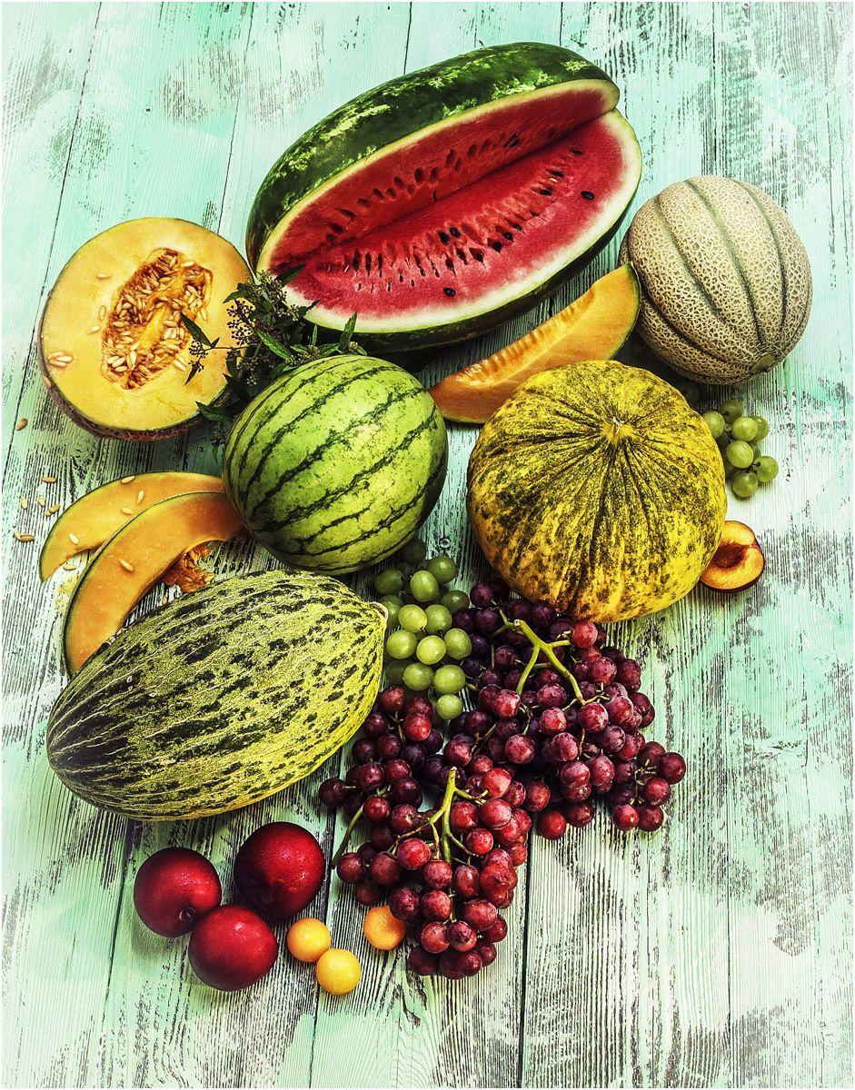 Denver Food Photographer, Denver Commercial PhotographerFruit and Melons