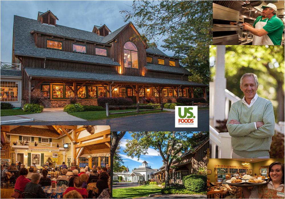 Denver Food Photographer,  Denver Commercial PhotographerWhite Fence Farms Restaurant for US FOODS