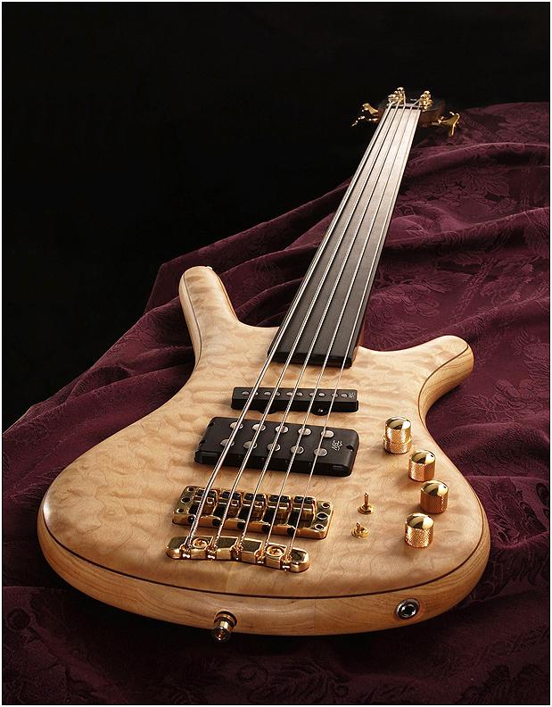 Warwick Base guitar