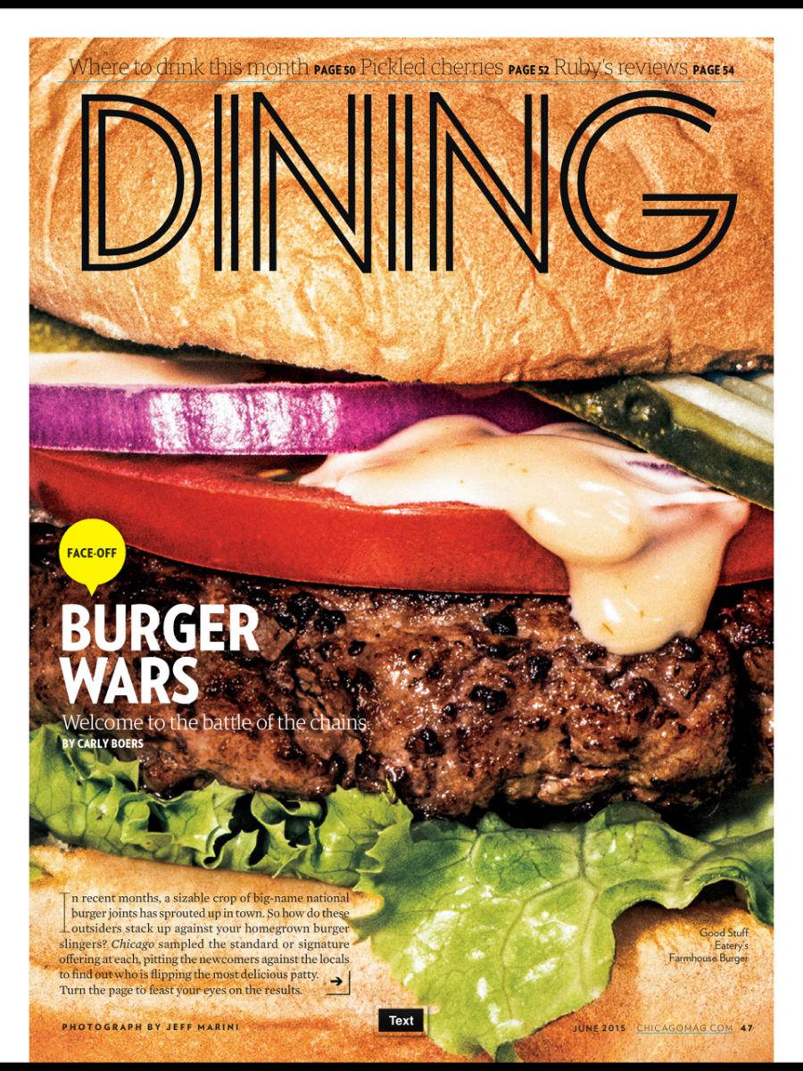 Good Stuffs Eatery / Chicago Magazine