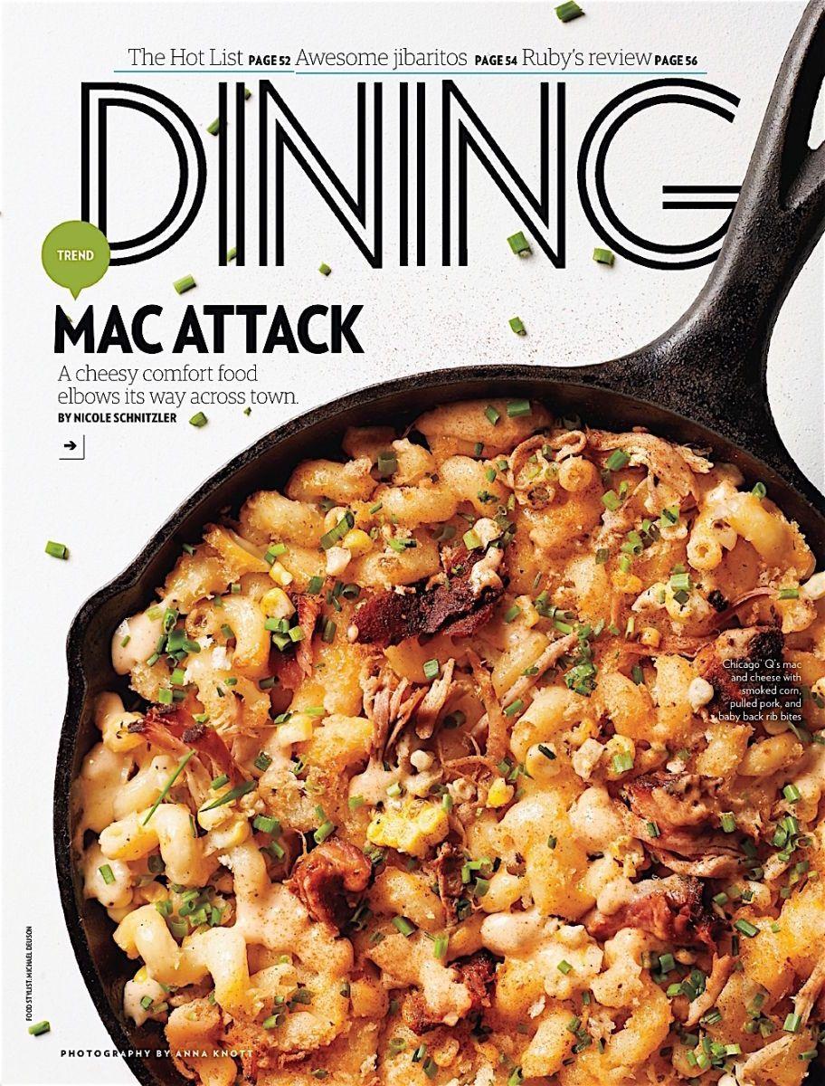 Mac Attack Chicago Magazine 1/16