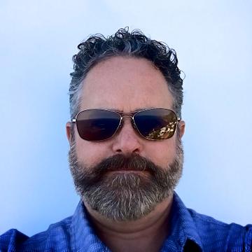 Michael Deuson, self portrait