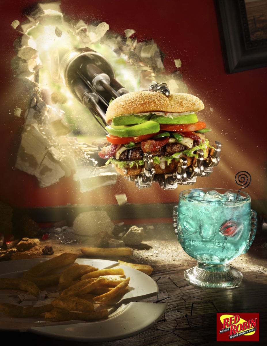 "Red Robin ""Terminator Genisys"" July 2015"