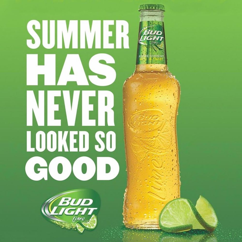 Anheuser-Busch, Bud Light Lime