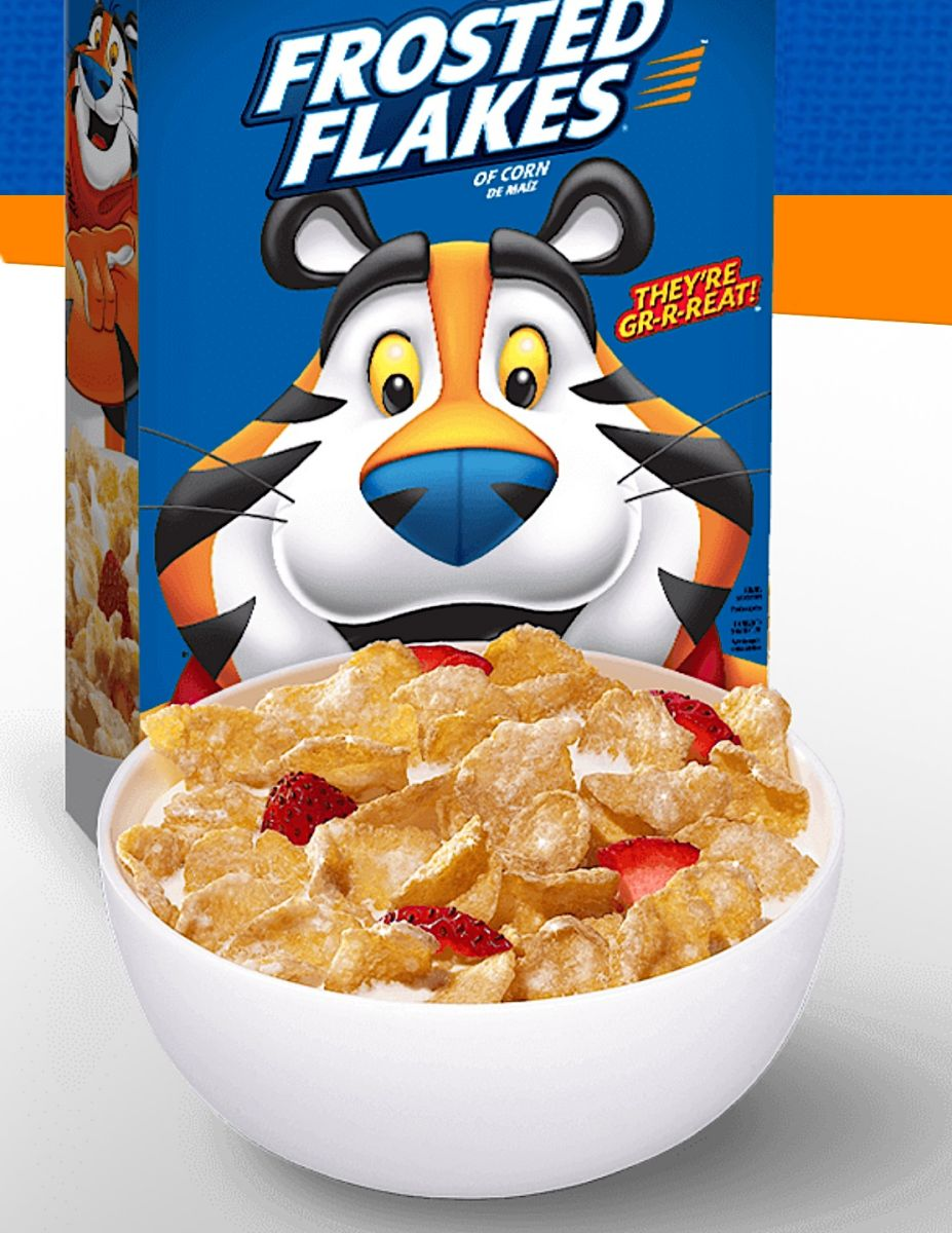 Kellogg's Frosted Flakes Ad