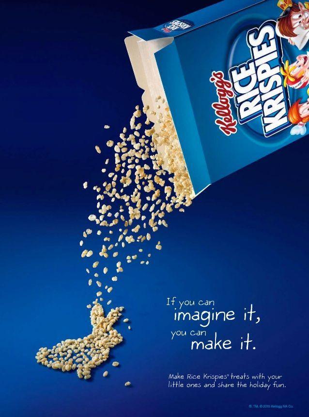 Kellogg's Rice Krispies Easter Bunny Ad