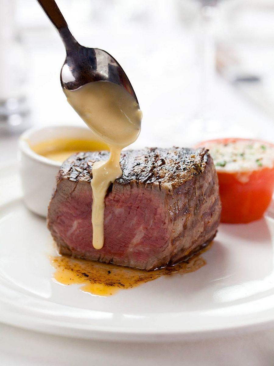 Filet Mignon Chicago Cut Steakhouse