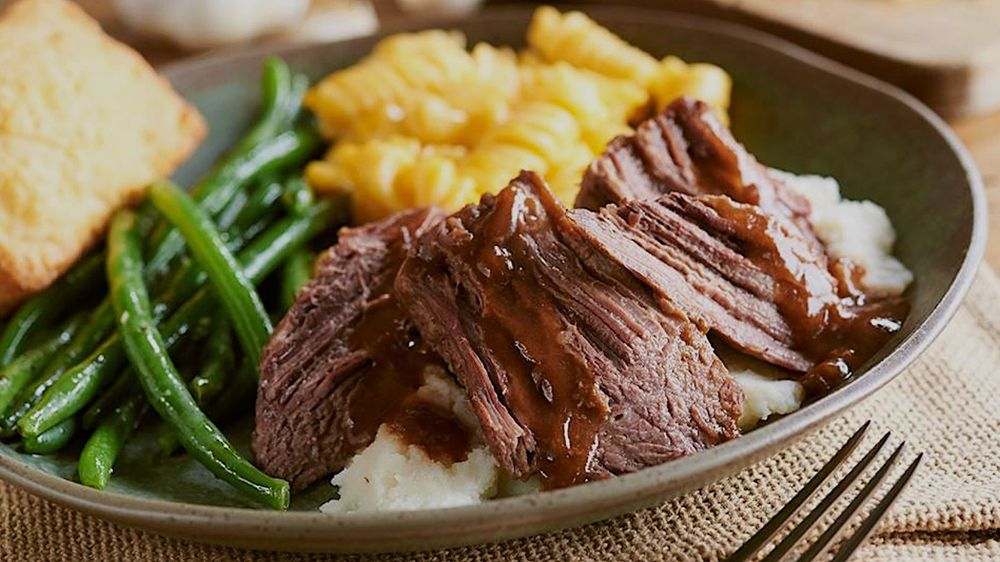 Boston Market Beef Pot Roast
