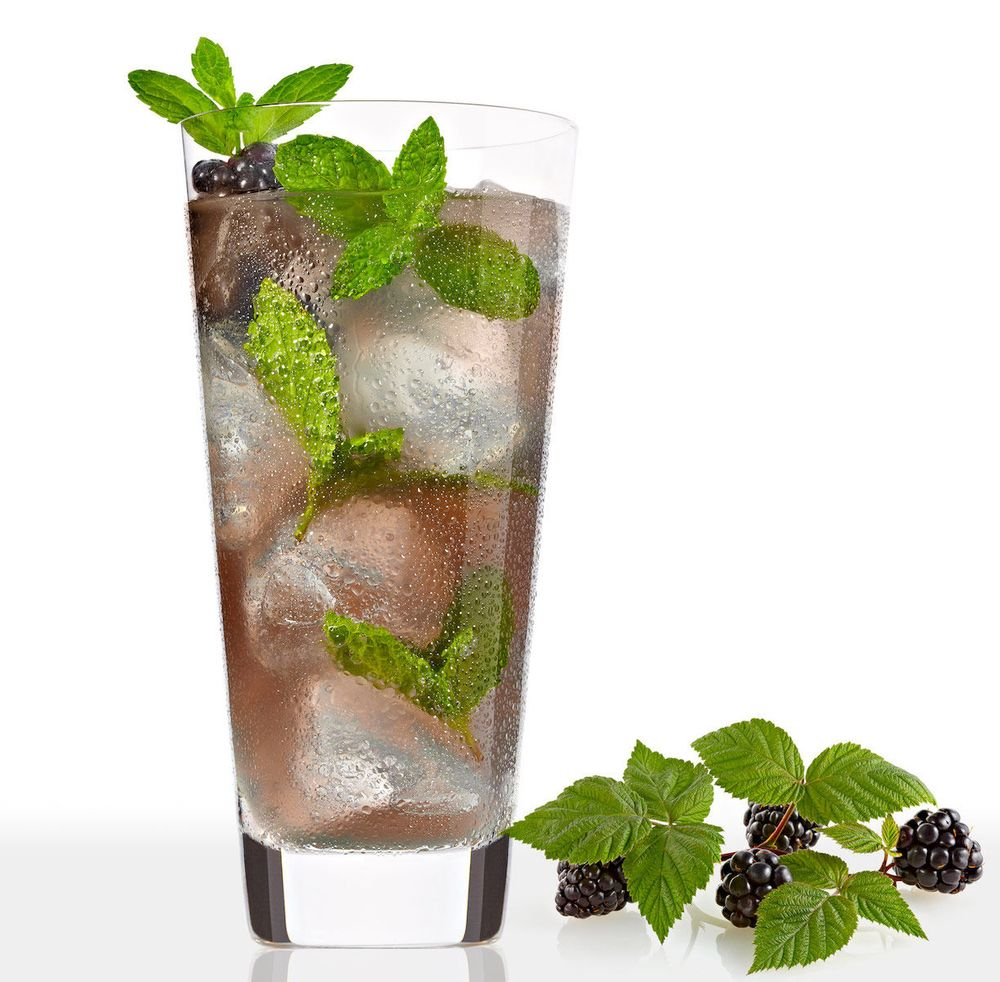 Blackberry Highball