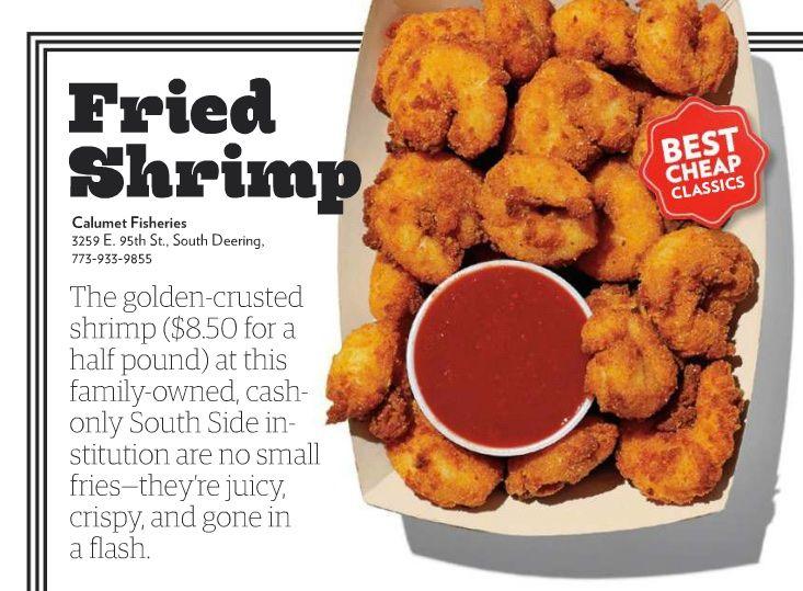 Chicago Magazine, Calumet Fisheries