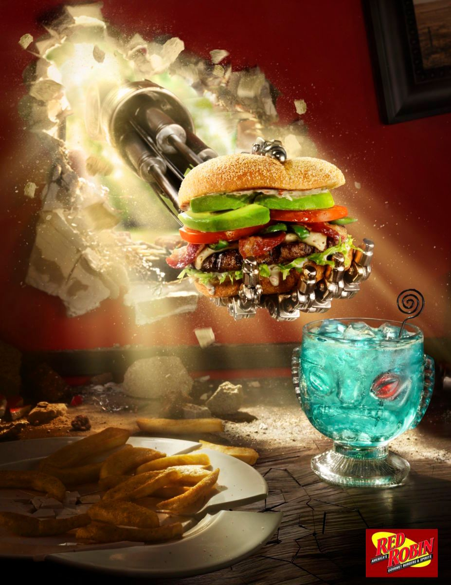Red Robin, Terminator Burger