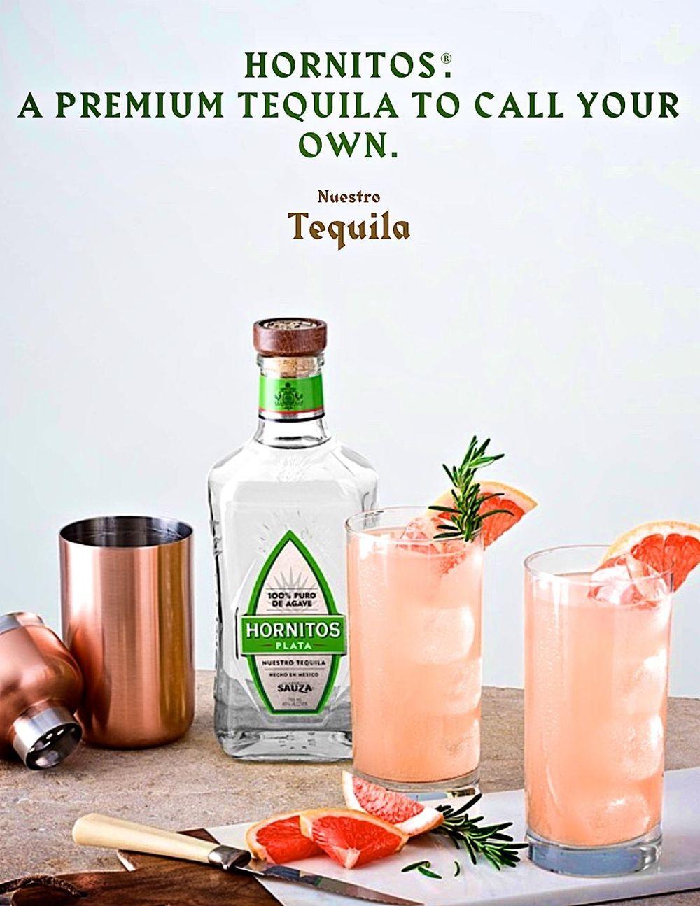 Paloma, Hornitos Tequila