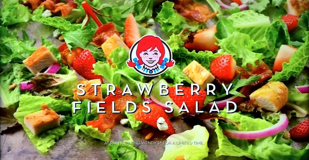 Wendy's television spot