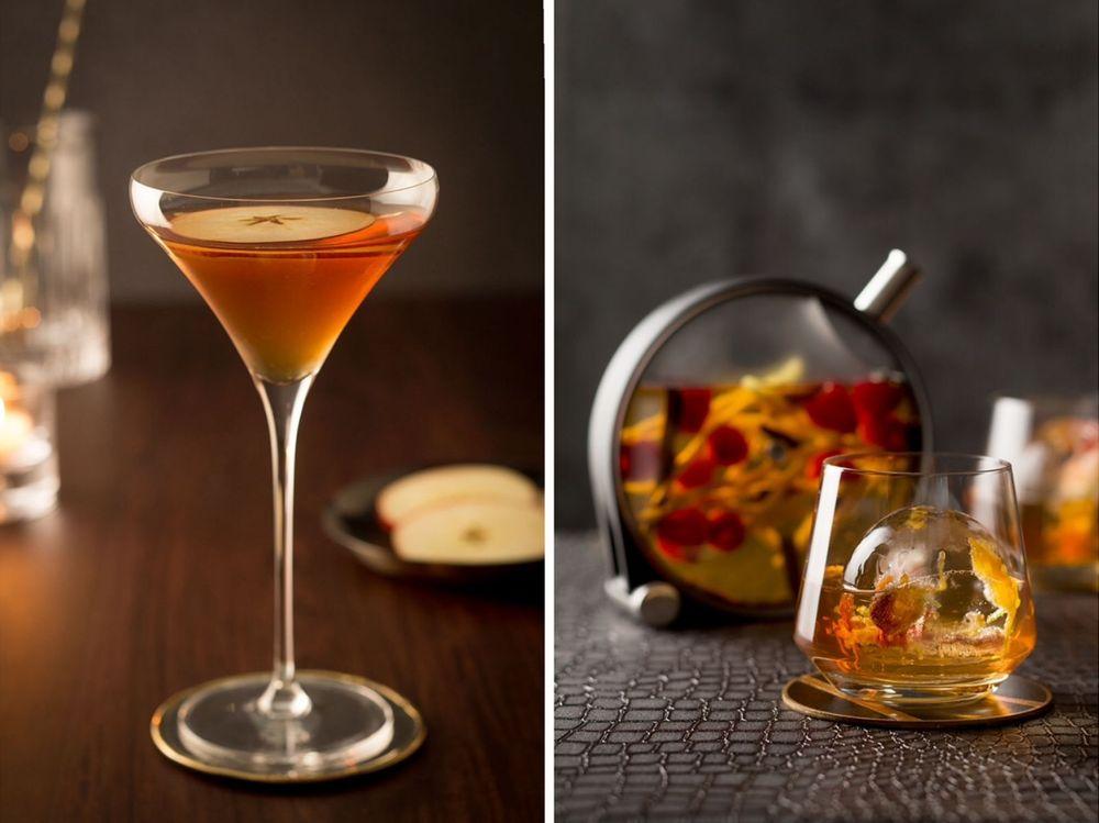 Hilton, Cocktails