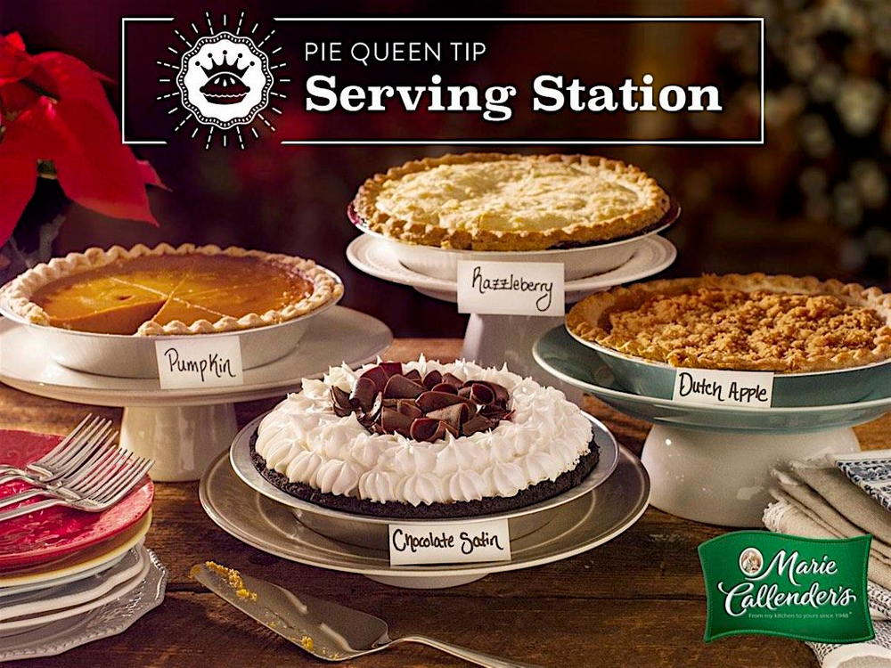 Assorted Pies, Marie Callender's