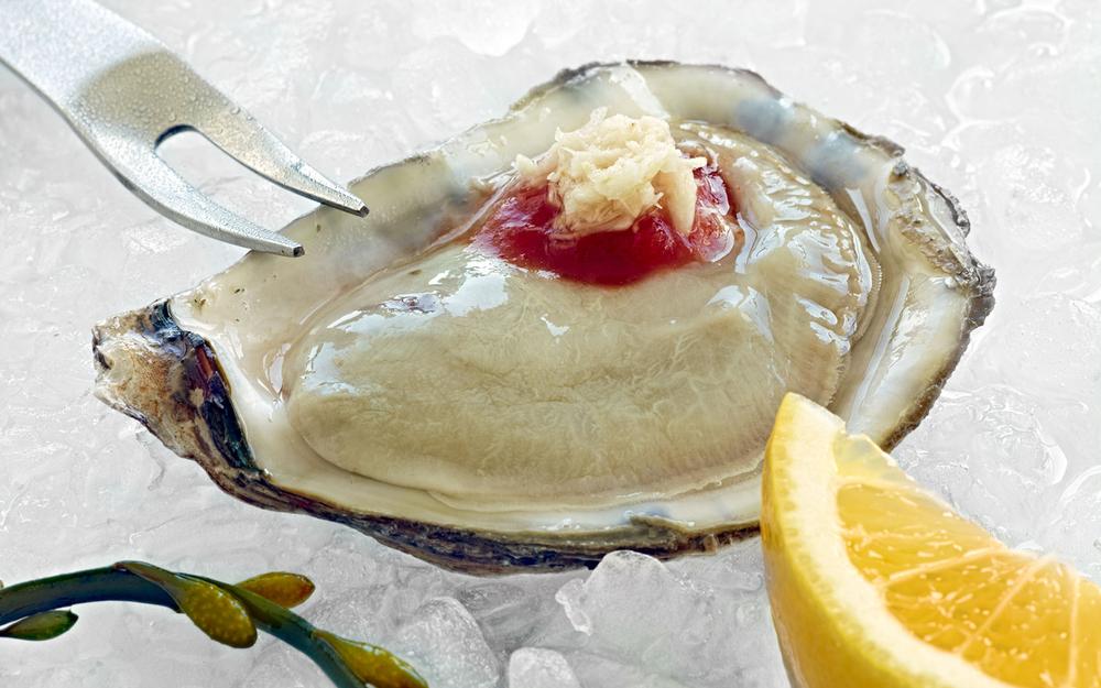 Half Shell Oyster