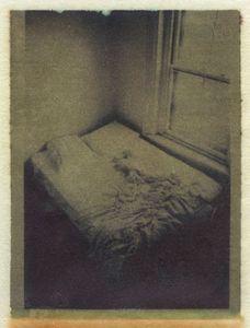 Boston, Massachusetts (Polaroid transfer)
