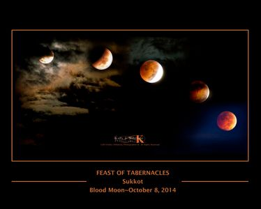 Oct 8th 2014 Blood Moon