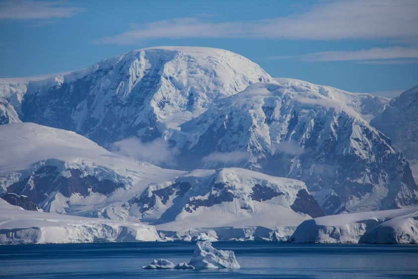 Views of Antarctica