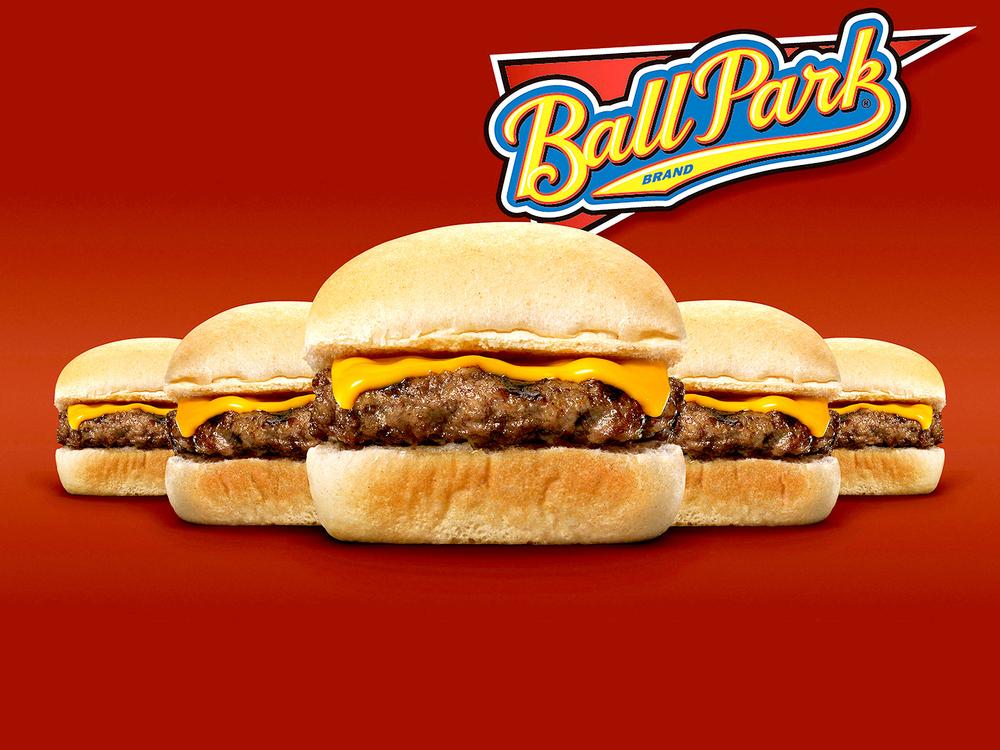 Burger Retouching