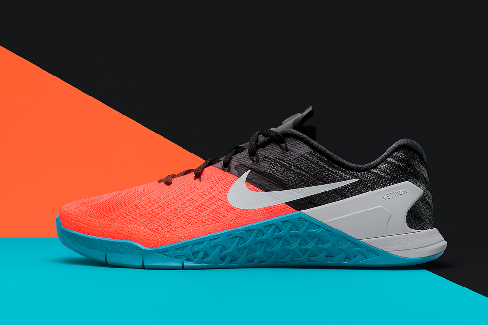 Retouching and Composting of Nike Metcon