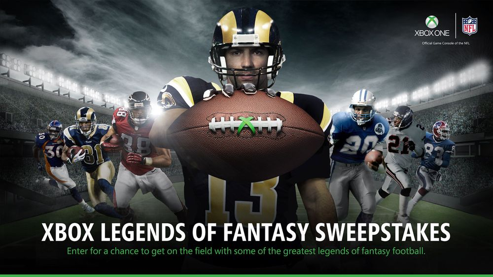 Xbox Legends of Fantasy