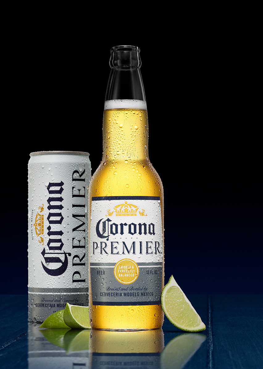 Retouching and Compositing for Corona