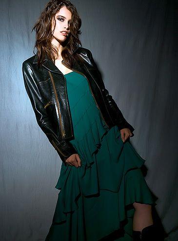 1Kata_Green_Dress