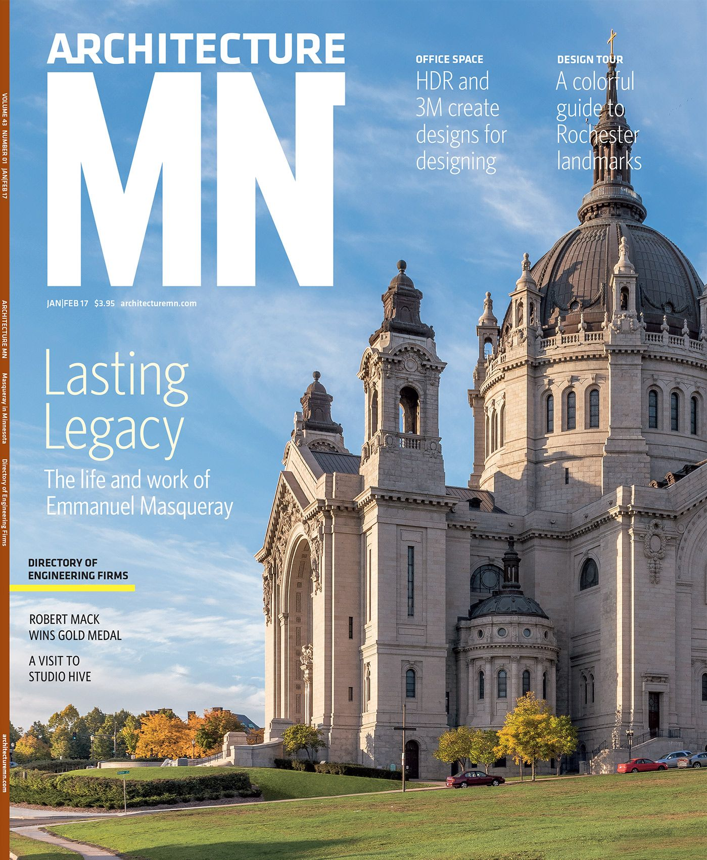 ARCHITECTURE MN MAGAZINE | JAN/FEB 2017